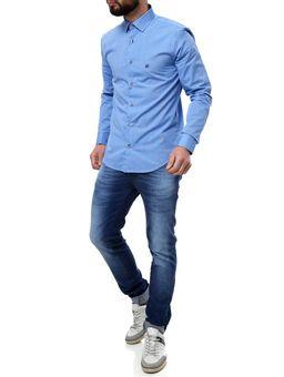 Camisa-Manga-Longa-Masculina-Eletron-Azul-P