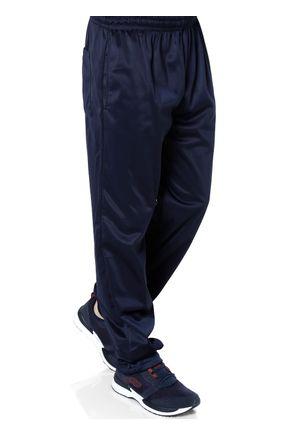 Calca-de-Tecido-Masculina-Azul