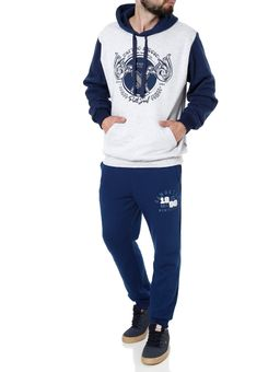 Calca-Moletom-Masculina-Gangster-Azul-P