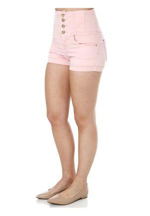 Short-Jeans-Feminino-Hot-Pants-Rosa-38