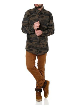 Camisa-Jeans-Camuflada-Masculina-Verde