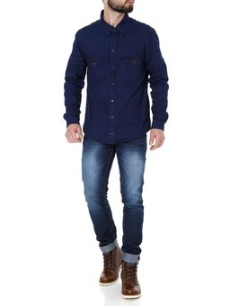 Calca-Jeans-Masculina-Vels-Azul