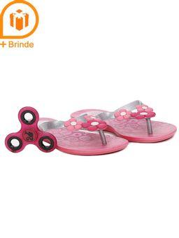 Chinelo-Barbie-Infantil-Para-Menina---Rosa-cinza-25