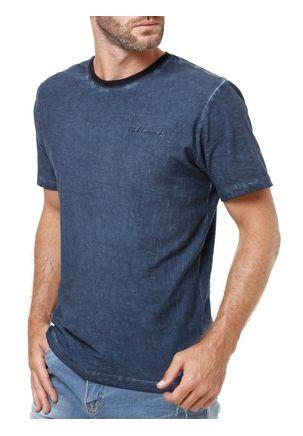 Camiseta-Manga-Curta-Masculina-Azul-marinho-EG
