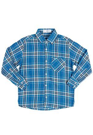 Camisa-Manga-Longa-Juvenil-Para-Menino---Azul-6