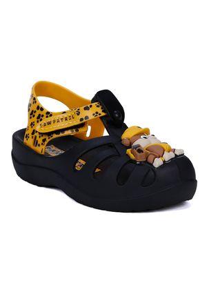 Sandalia-Patrulha-Canina-Infantil-Para-Menino---Preto-amarelo-19