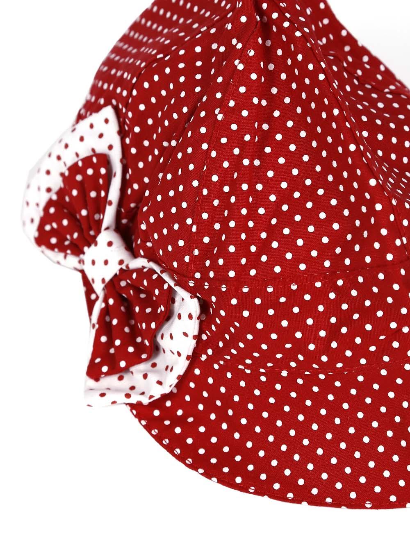 Chapéu Infantil Para Bebê Menina - Vermelho - Lojas Pompeia 963c94c6d59