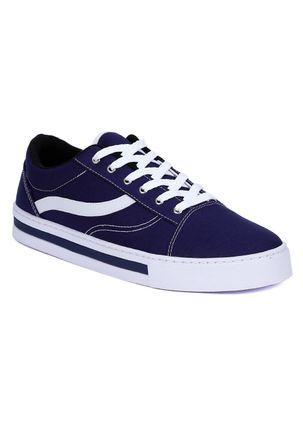 Tenis-Casual-Masculino-Azul-Marinho-34