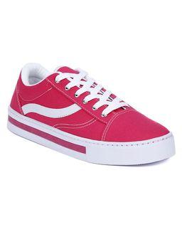 Tenis-Casual-Feminino-Rosa-Pink