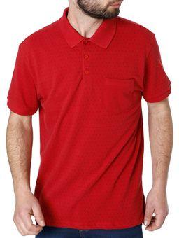 Camisa-Polo-Manga-Curta-Masculina-Vels-Vermelho-P