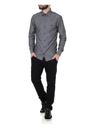 Camisa-Manga-Longa-Masculina-Preto-P