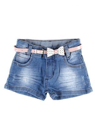Short-Jeans-Infantil-Para-Menina---Azul-1