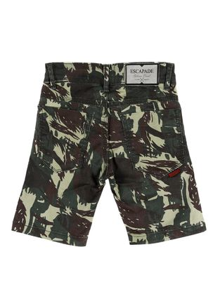 Bermuda-Jeans-Camuflada-Infantil-para-Menino---Verde