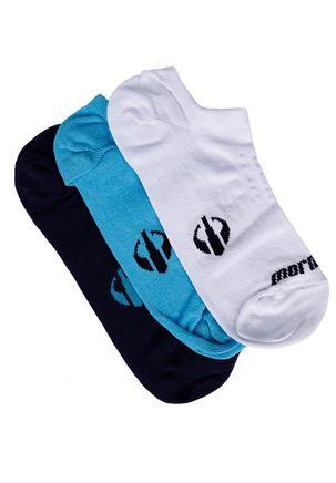 Kit-com-03-Meias-Masculinas-Mormaii-Azul-marinho-branco