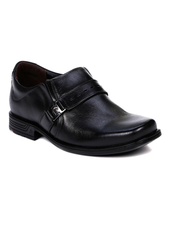 6ef48ed767 Sapato Casual Masculino Pegada Preto - Lojas Pompeia