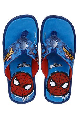 Chinelo-Homem-Aranha-Infantil-Para-Menino---Azul-vermelho-29