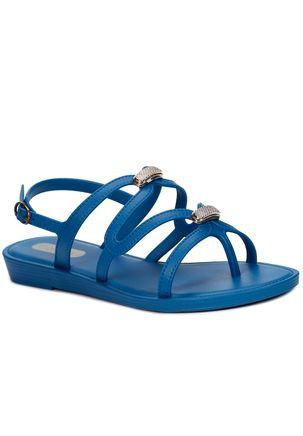 Sandalia-Rasteira-Feminina-Grendha-Azul-35