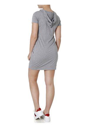 Vestido-Feminino-Cinza-P