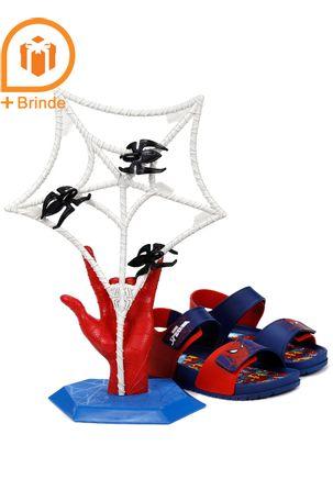 Sandalia-Homem-Aranha-Infantil-Para-Menino---Azul-vermelho-25