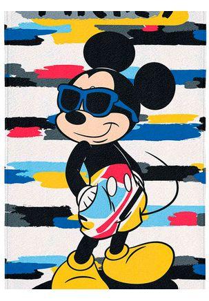 Toalha-Infantil-Lepper-Mickey-Multicolorido