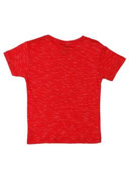 Camiseta-Manga-Curta-Pakka-Boys-Vermelha
