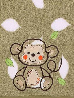 Manta-Para-Bebe-Verde