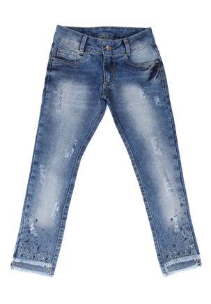 Calca-Jeans-Cropped-Juvenil-Para-Menina---Azul