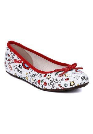 Sapatilha-Molekinha-Infantil-Para-Menina---Branco-vermelho-26