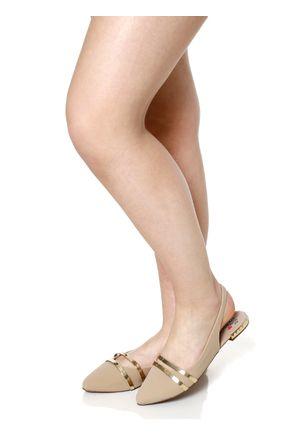 Sapatilha-Chanel-Feminina-Moleca-Bege-dourado-34