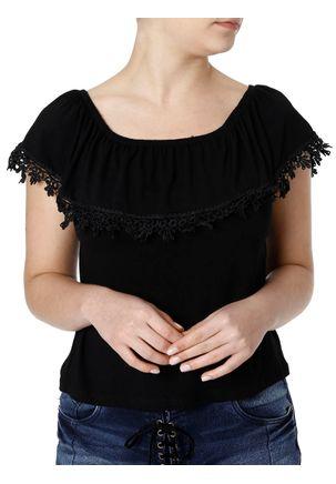 Blusa-Ciganinha-Feminina-Autentique-Preta