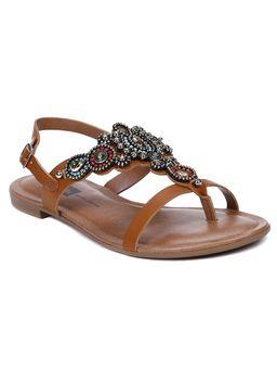 Sandalia-Rasteira-Feminina-Dakota-Caramelo-34