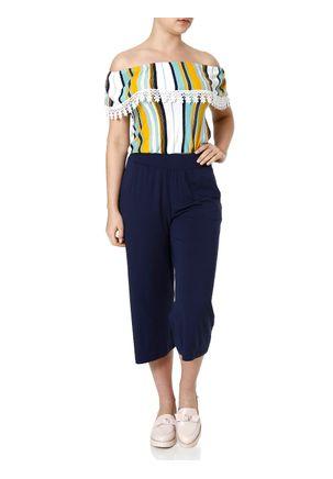 Blusa-Ciganinha-Feminina-Autentique-Azul-P