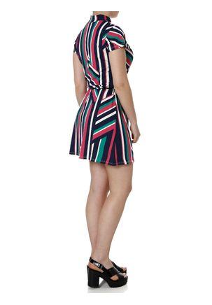 Vestido-Feminino-Autentique-Rosa-marinho-P