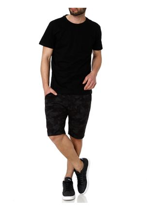 Camiseta-Manga-Curta-Masculina-Federal-Art-Preto