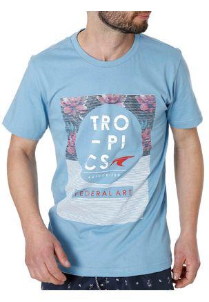 Camiseta-Manga-Curta-Masculina-Federal-Art-Azul-P
