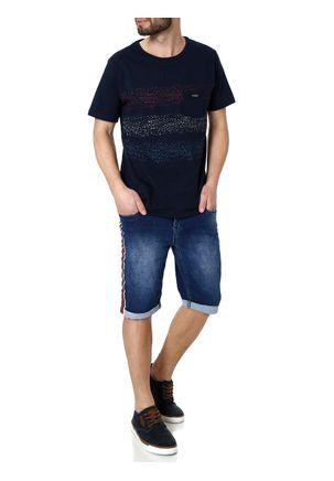 Camiseta-Manga-Curta-No-Stress-Azul-Marinho