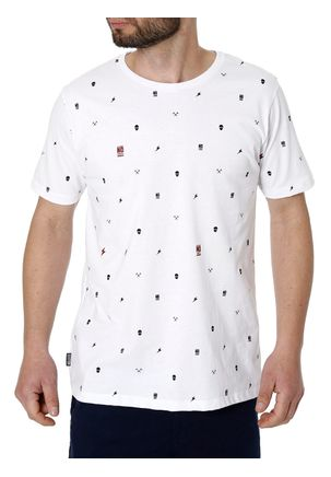 Camiseta-Manga-Curta-No-Stress-Branco