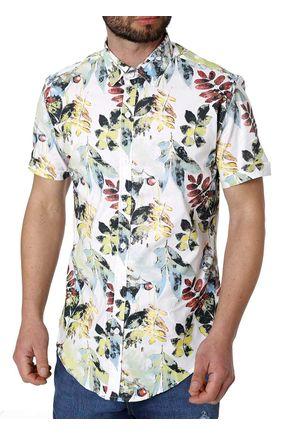 Camisa-Manga-Curta-Masculina-Branco-1
