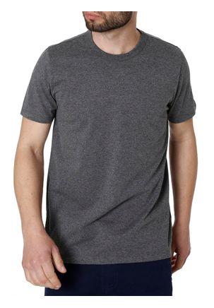 Camiseta-Manga-Curta-Masculina-Rovitex-Cinza