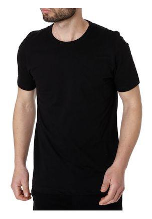 Camiseta-Manga-Curta-Rovitex-Preto