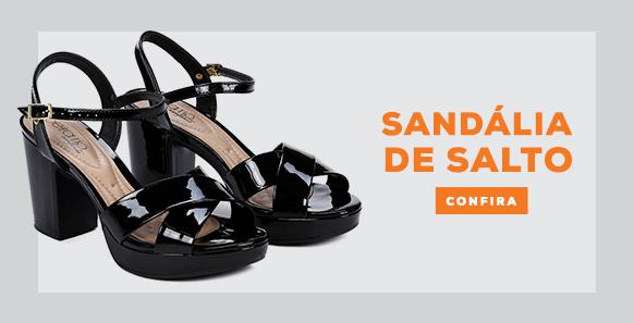 5b7f1f6772 Calçados Femininos  Sandálias