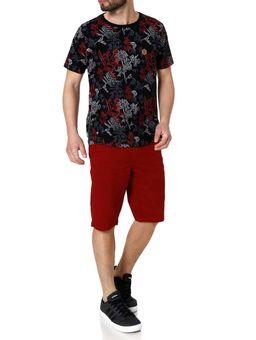 Camiseta-Manga-Curta-No-Stress-Preto