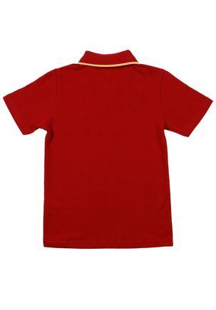 Polo-Manga-Curta-Infantil-Para-Menino---Vermelho-6
