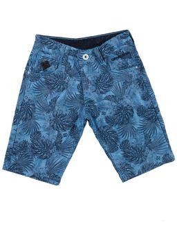 Bermuda-Sarja-Gangster-juvenil-Para-Menino---Azul-16