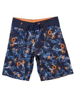 Bermuda-Praia-Gangster-juvenil-Para-Menino---Azul-16
