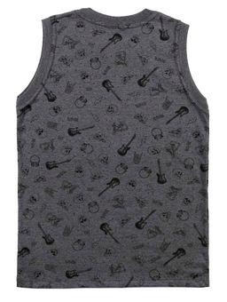 Camiseta-Regata-Rovitex-Juvenil-Para-Menino---Cinza