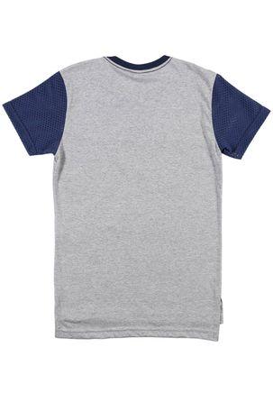 Camiseta-Manga-Curta-Federal-Art-Juvenil-Para-Menino---Azul-cinza-16