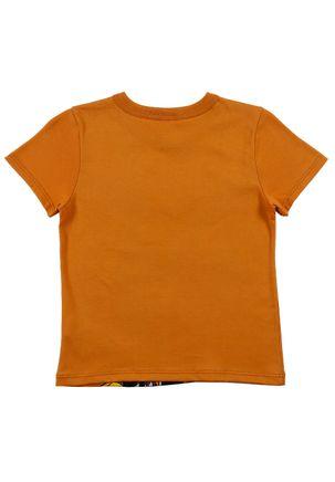 Camiseta-Manga-Curta-Disney-Infantil-Para-Menino---Caramelo-1
