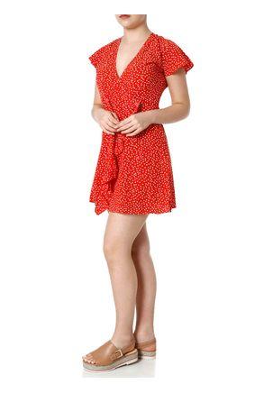 Vestido-Feminino-Vermelho