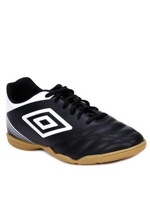 Tenis-Futsal-Masculino-Umbro-Striker-Iv-Indoor-Preto-branco-37